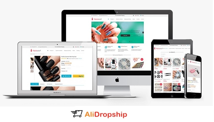 AliDropship Review - Selling Online can be easier with