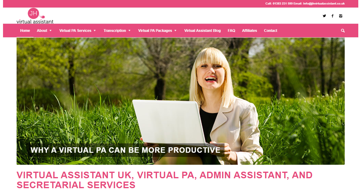 JH Virtual Assistant Review - Should You Hire Them?